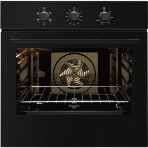 Recensione Electrolux FQ53N Built-in Electric 70L A Black - ovens